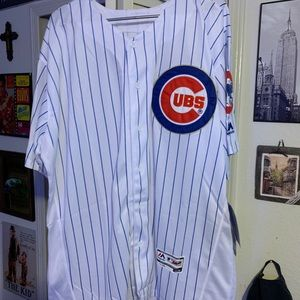 Other - Chicago Cubs Championship Jersey
